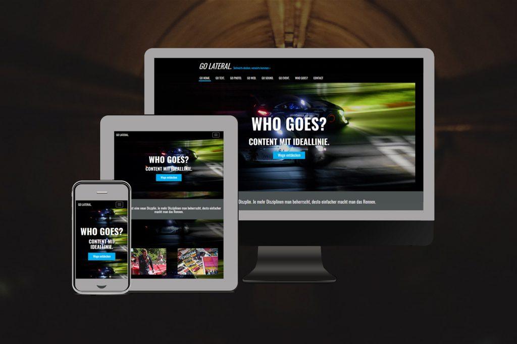 GO WEB. | Freies Webdesign, Shop und SEO